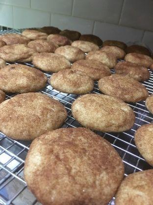 Soft Snickerdoodle Cookies Recipe In 2018 Cookies And Treats