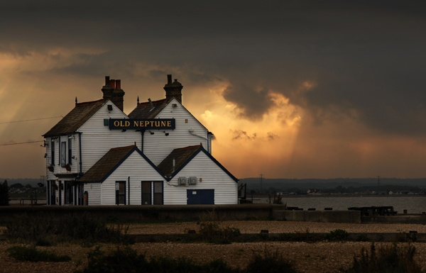 The Neptune, Whitstable. Nothing to do with bathrooms, it's my local pub.....