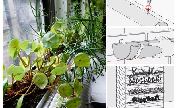 40 best creative living walls images on pinterest - Jardines verticales paso a paso ...