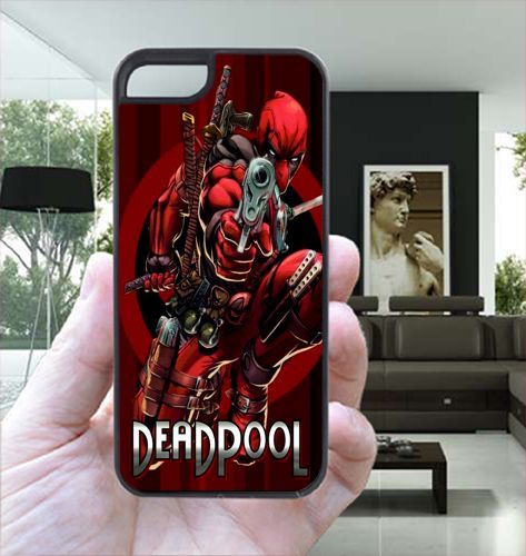 DEADPOOL MARVEL DC #1 For iPhone 5s Case