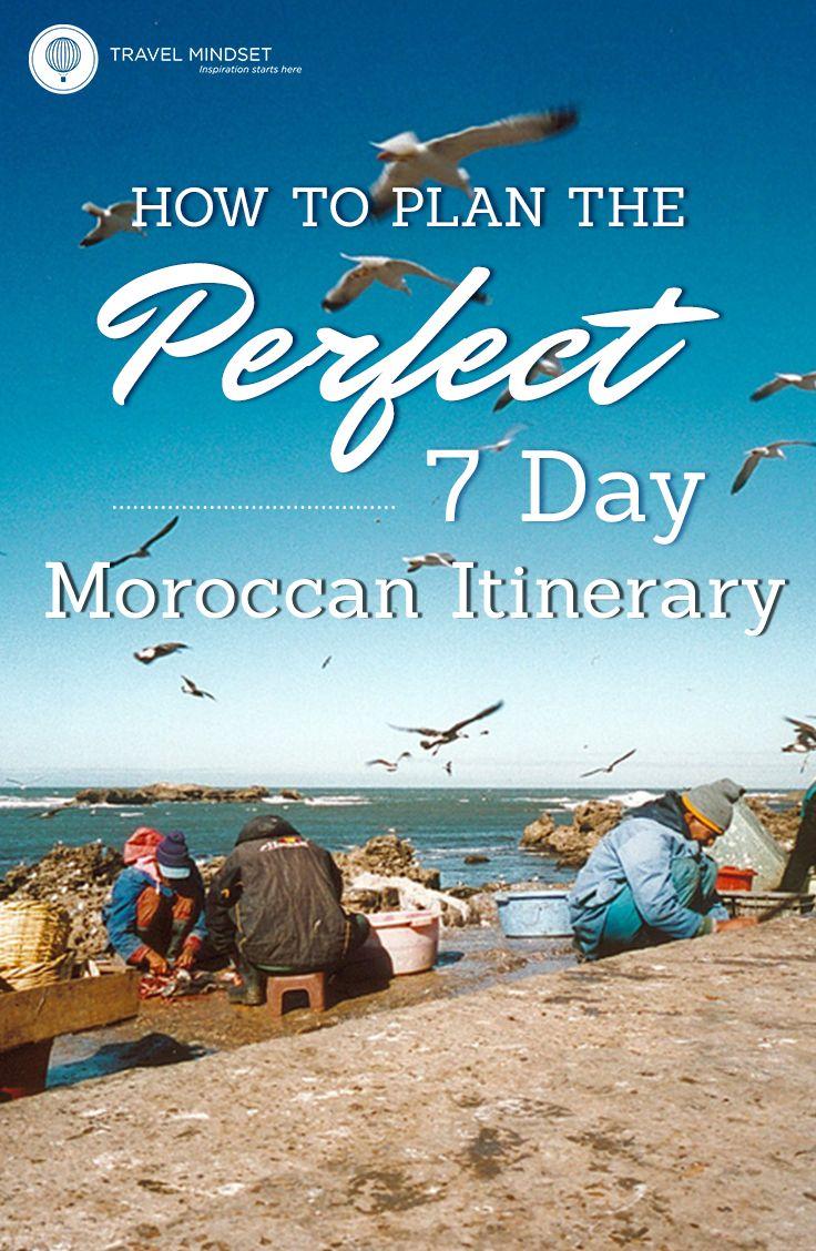 7 Day Morocco Itinerary (Sahara Desert, Marrakech) http://www.travelmindset.com/experiences/experience-morocco/story/7-days-in-morocco-marrakech