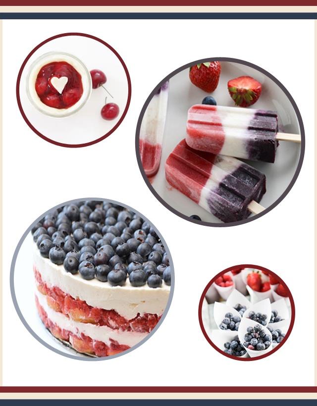 memorial day dessert ideas // alanajonesmann.com