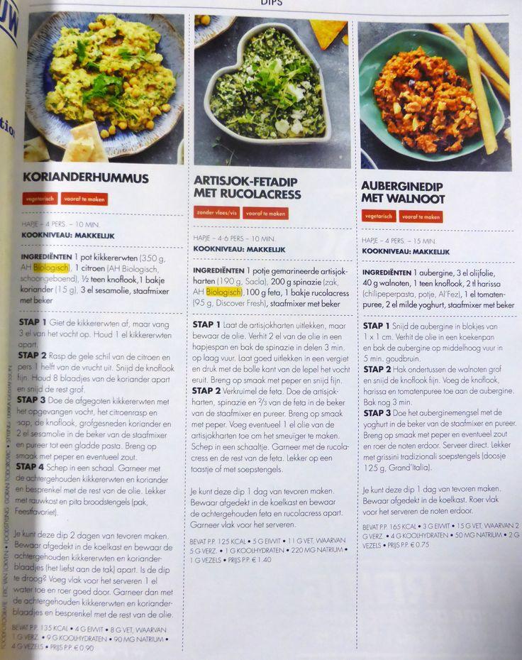 diverse Dips NL koriander-Hummus Artischocken-Fetadip mit Rucola Auberginendip mit Walnuss