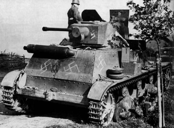Light tanks 7TP page 16