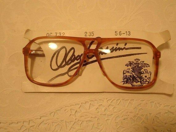 Oleg Cassini Designer Eyeglasses Oversized 732 Large Eyeglass Frames Tortoise 56 13 140 Lot 7 Vintage Retro NOS New Old Stock – Products