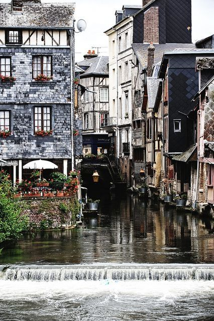 Pont Audemer, Normandy, France