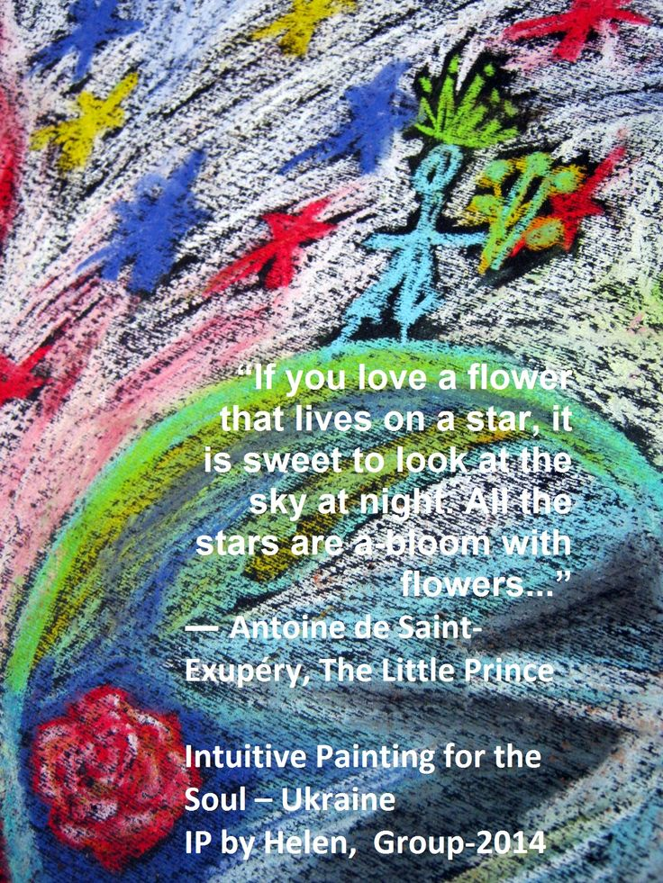 Intuitive Painting for the Soul
