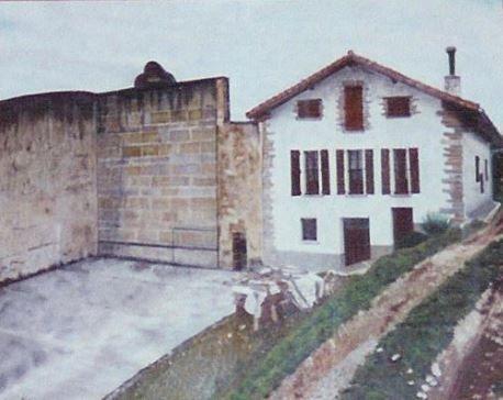 Caserío en Beunza, valle de Atez. Beunza, Atez Valley House