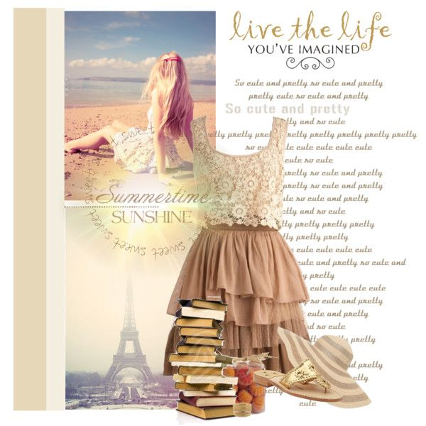 """""""Summer Lace"""" by auburnroguefashion on Polyvore"""