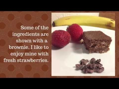 Quick and Easy Gluten-Free Banana Nut Brownies Recipe #morningpep - http://www.feelingfit.info/2015/06/gluten-free-banana-nut-brownies-recipe/