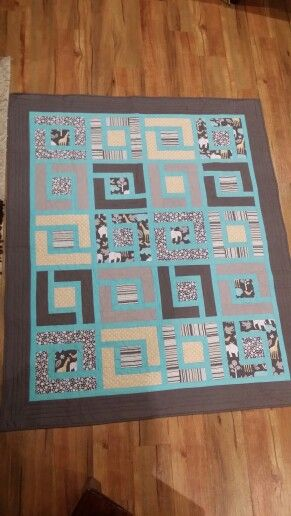 A quilt for George x