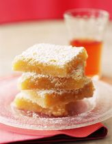 Winning Lemon Bars--THE BEST DAMN LEMON BARS IN THE WORLD