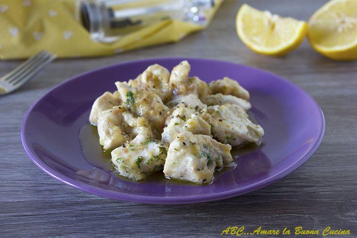 Bocconcini+di+pollo+al+limone