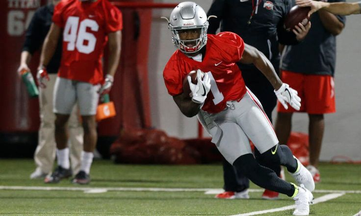 5 potential under-the-radar playmakers for Ohio State Buckeyes = We're pretty sure that senior quarterback J.T. Barrett (who has accounted for 100 career touchdowns) and sophomore running back Mike Weber (who's bidding for his second straight 1,000-yard rushing season) will be key playmakers for the Ohio State Buckeyes. It will require.....