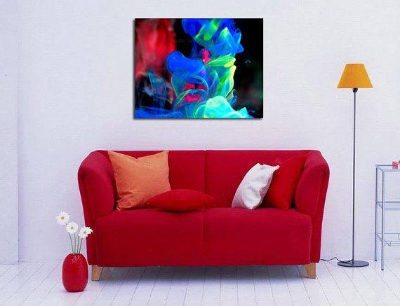 Dina G- Abstract Metal Print,Large Abstract Art,Abstract Print,Canvas Abstract,Colorful Abstract,Oversized Art,Original Abstract Art