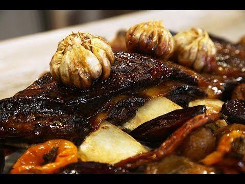 Karışık Sebzeli Dana Kaburga Tarifi – Video – Arda'nın Mutfağı