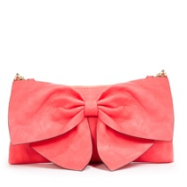 JustFabAdorable Clutches, Adorable Shoulder, Candy, Chains Straps, Justfab, Perfect Matching, Clutches Bags, Bows Details, Good Good