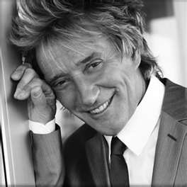 I'm still traumatized by the fact that when I was a kid my Mom said she would leave my dad for Rod Stewart! Ha!