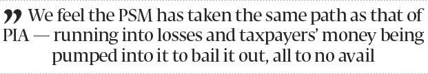 The dilemma that is the Steel Mills - The Express Tribune