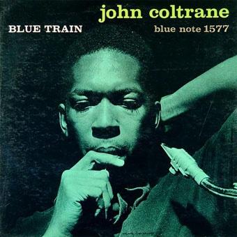 Blue Train Album Cover