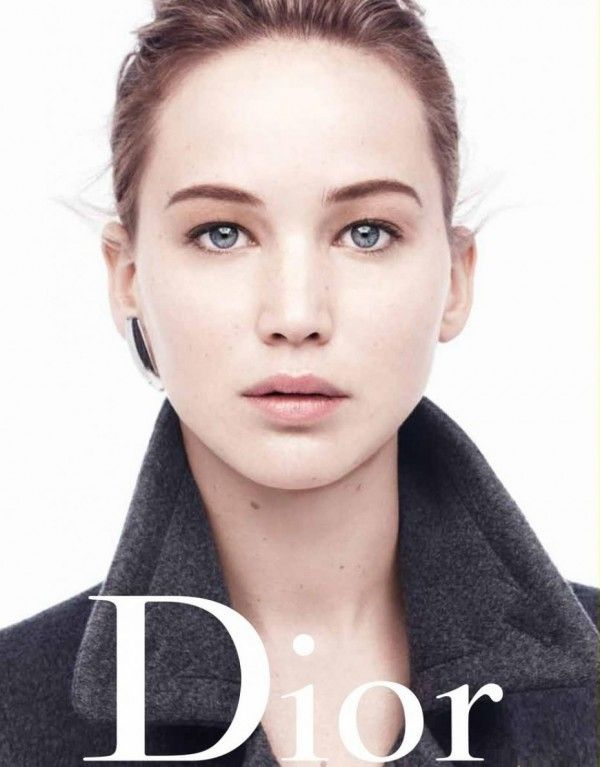 Jennifer Lawrence for Miss Dior Fall Winter 2013-2014