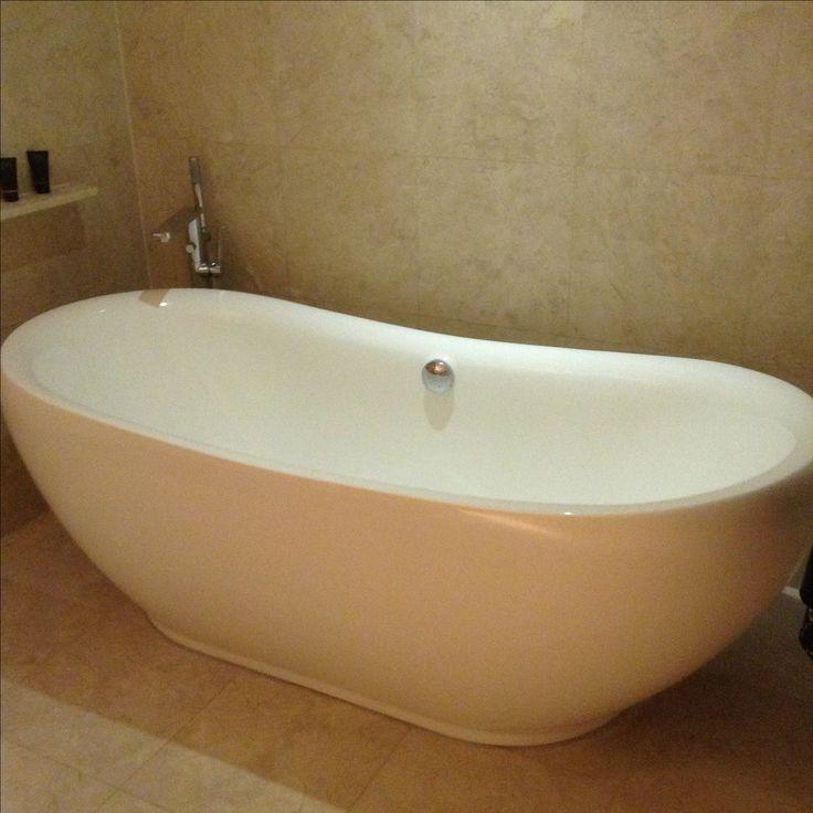 Bath time #MarinaBayhotel #Singapore