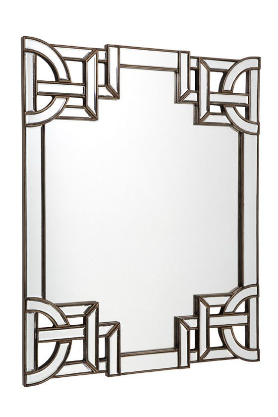 Rossano Wall Mirror | Temple & Webster