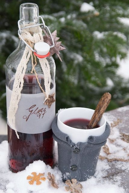 After we moved to our first house on Estall Road neighbors held a Christmas party and they served Glogg ! I am not a drinker of anything but it was warm and tasted good and well I was in my early 20's without children and let me just say I don't recall walking home !