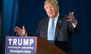 Donald Trump Calls For 'Complete Shutdown' Of Muslims Entering U.S.