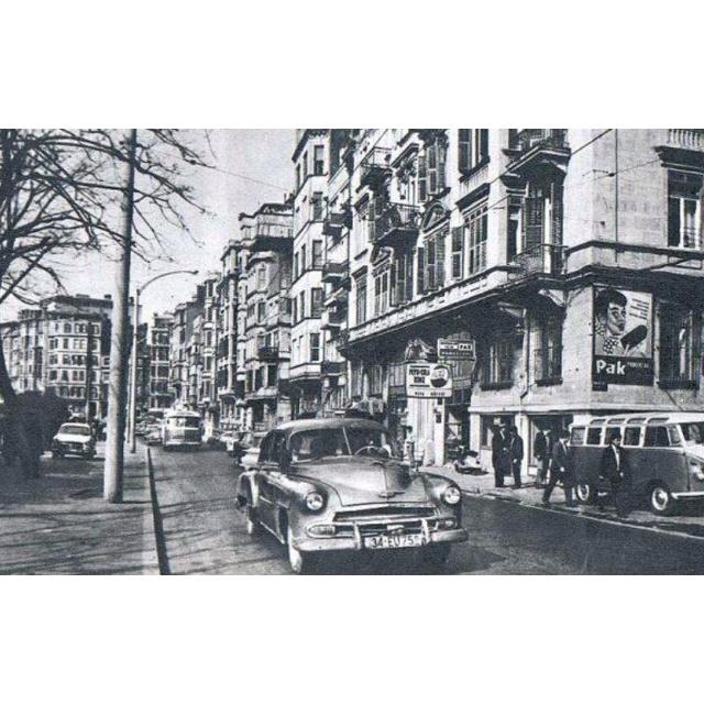 Tepebaşı - Şişhane 1960 lar
