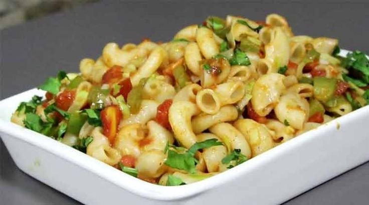 Vegetable Macaroni, Vegetable Macaroni recipe, Macaroni, Macaroni recipes, pasta recipe, express recipes, nisha madhulika