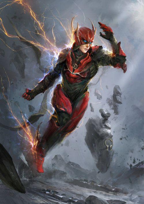 Medieval Flash - Daniel Kamarudin