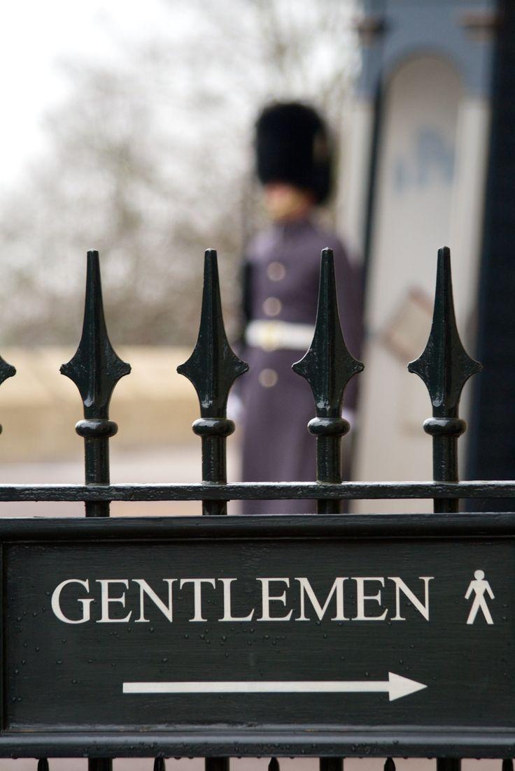 Gentleman's Guard, Windsor Castle, England