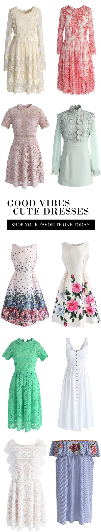 Find More Summer Dresses at chicwish.com