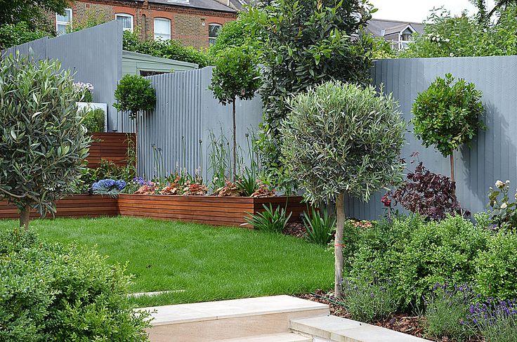 garden-blog  Modern Family Garden, London