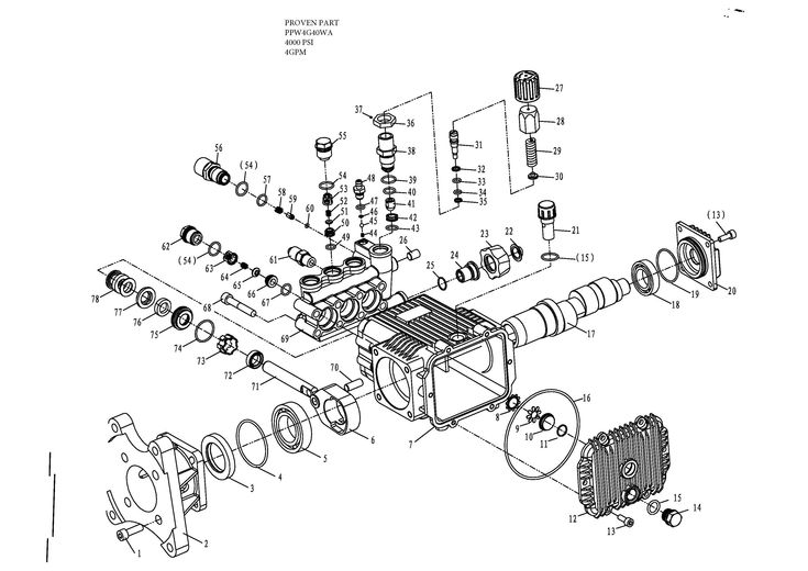 Honda Gx390 Parts Diagram Honda Diagram Some Pictures