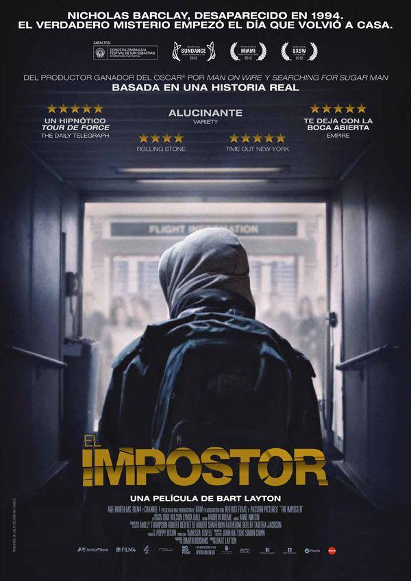 Una película dirigida por Bart Layton con María Jesús Hoyos, Ken Appledorn…