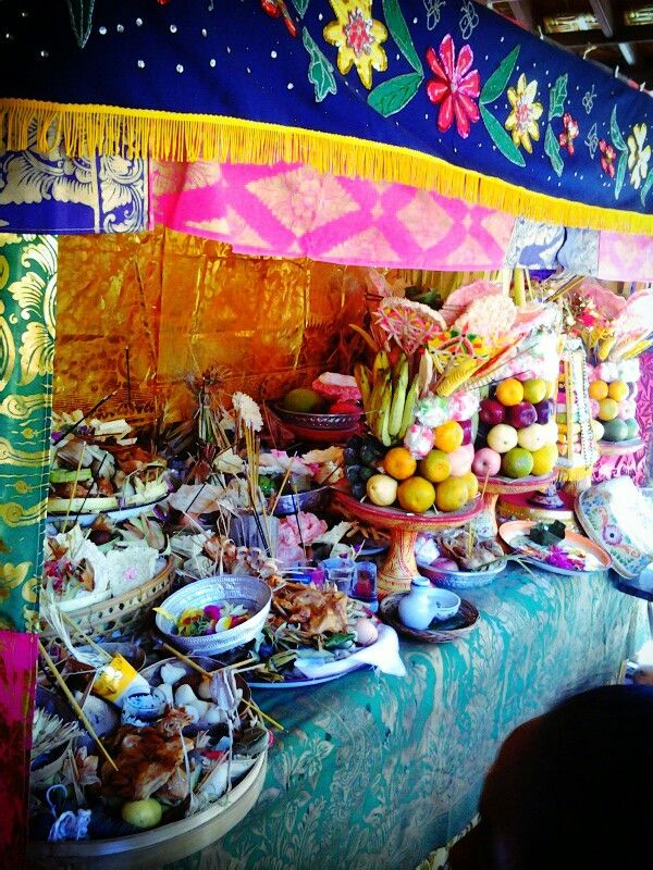 This is balinese birthday
