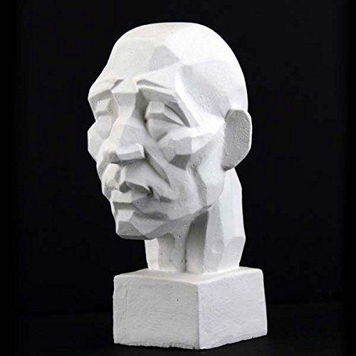 Amazon.com: Plaster Cast Mini Perspective Head