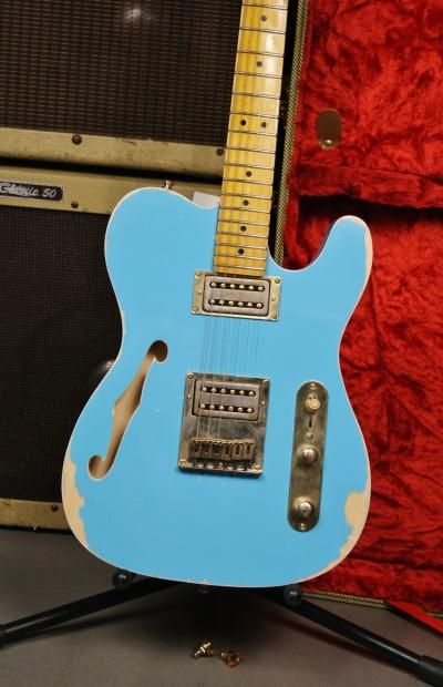 Fender neck Gibson Dirty Fingers Parts Telecaster Thinline | Reverb