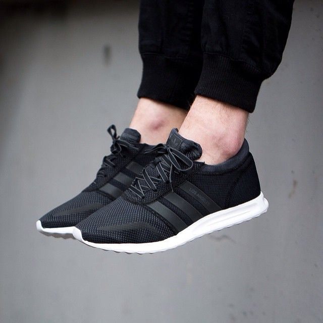 Adidas Los Angeles Shoe Black