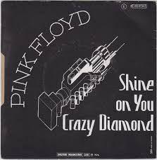 Bildergebnis für shine on you crazy diamond pink floyd