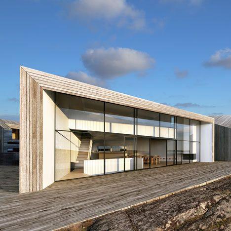 Villa Flåttarna by Wingårdh Arkitektontor