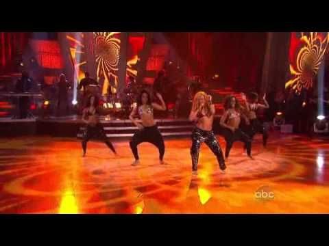 Shakira - Dancing With The Stars - YouTube