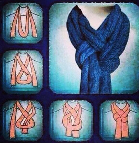 Use Sarong as a Scarf!!! You can have this look with our Hand Print Batik Sarong/Scarf