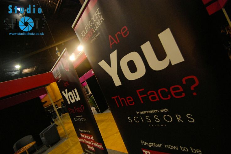 The Face at South Coast Fashion Week sponsored by Scissors Salons