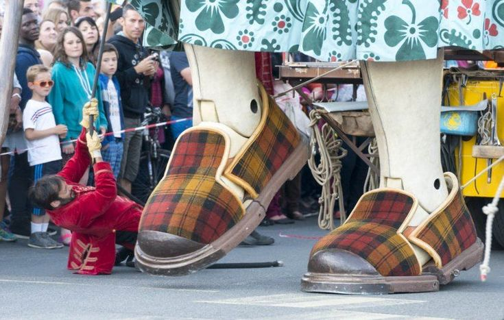 Royal de Luxe has become a street theatre company of epic, almost mythical proportions since it all began in 1979…