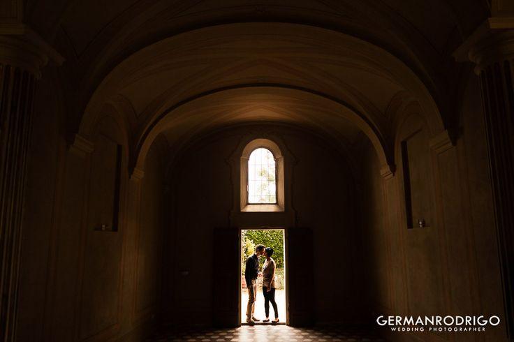 Claudia & Giovanni (Preboda en Bolonia, Italia)