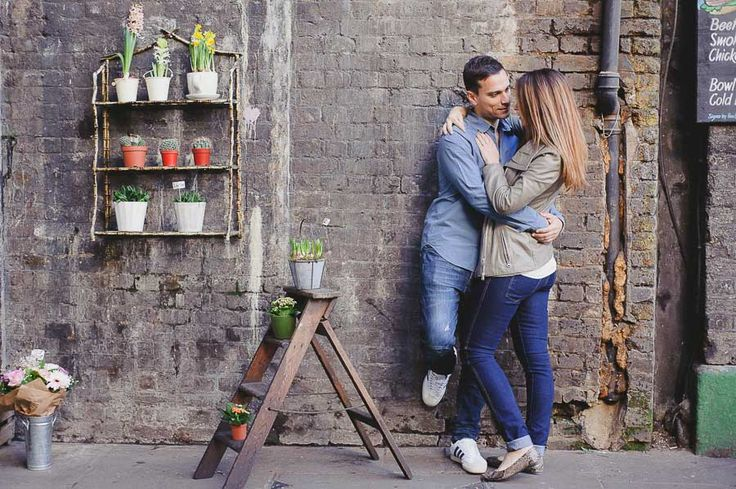 Engagement session in #London