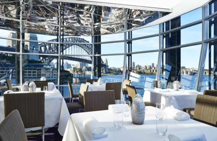 Unforgettable moments : 7 the most luxurious restaurants in Sydney /luxurious restaurant, where to eat in sydney, sydney / #sydney #restaurantdesign #bestrestaurants / See also: http://www.designcontract.eu/hospitality/unforgettable-moments-luxurious-restaurants-sydney/